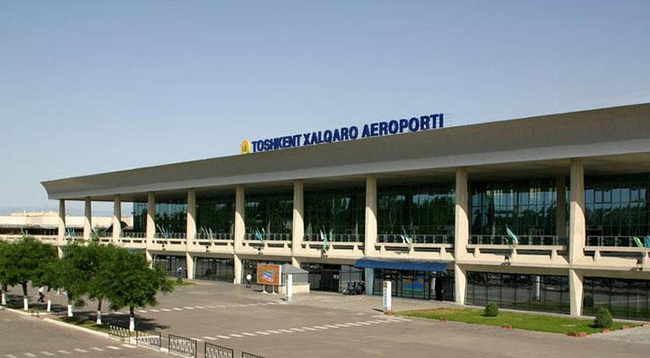 tashkent aeroport10 - Uzbekistan Airways - the best Central Asian Airport