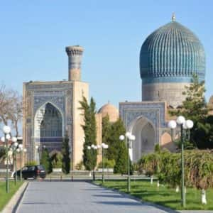 My mini trip to Samarkand