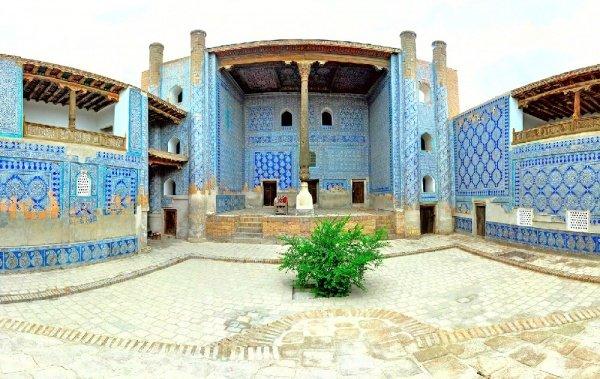 349 - Древние города Мавераннахра
