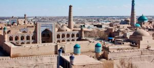Ichan Qala 300x134 - Khiva