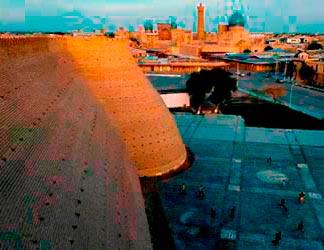 ark - Bukhara