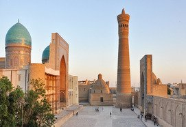 bukhara tours2 - Night life