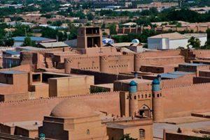 kunya ark 300x201 - Khiva