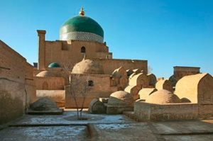 pakhlavan makhmud mausoleum 300x199 - Khiva