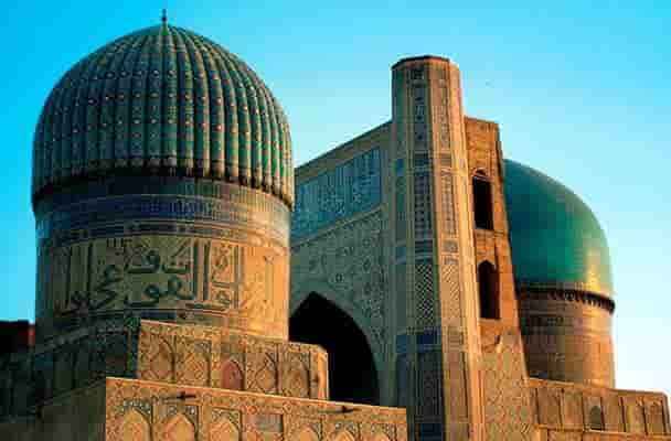 min min - Development of the tourism industry in the Samarkand region