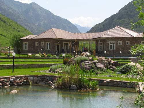 1066 - Chatkal Mountain Resort