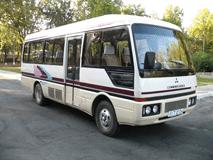 145 - Мidibus MITSUBISHI Rosa