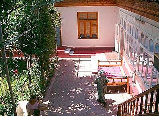 abdullaevs2 - Gästehaus Abduleyev (Margilan)