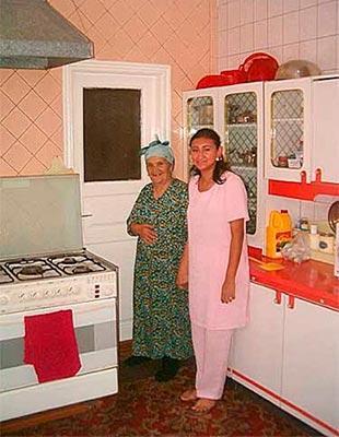 abdullaevs4 - Guest house Abdulayev (Margilan)