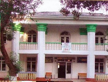 Санаторий «Чартак». Узбекистан