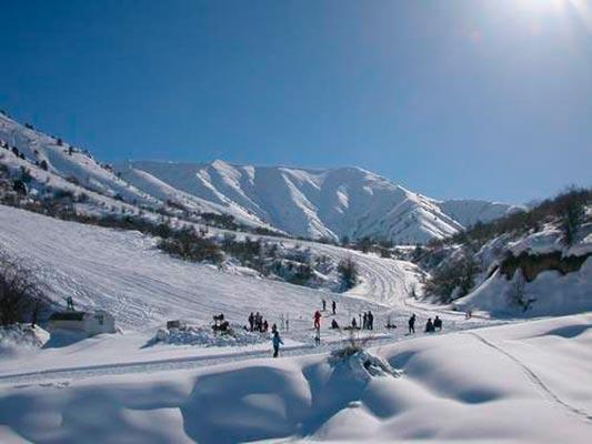 chimgan1 - Gebirge