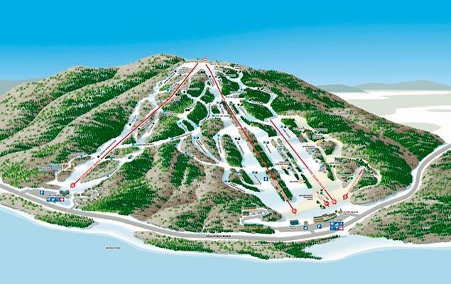 chimgan5 - Chimgan - ski resort