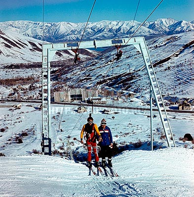 chimgan7 - Chimgan - ski resort
