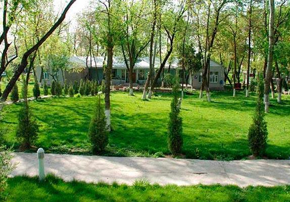 Санаторий «Чинабад». Узбекистан_08