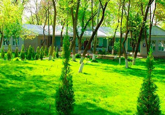 Санаторий «Чинабад». Узбекистан_09