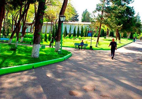 Санаторий «Чинабад». Узбекистан_03