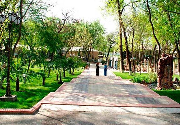Санаторий «Чинабад». Узбекистан_07