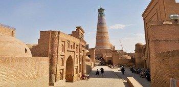 khiva - Uzbekistan Viva Tour