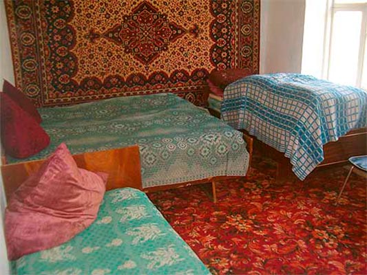 rosa miralieva2 - Guest house Rosa Miralieva (Chimgan)