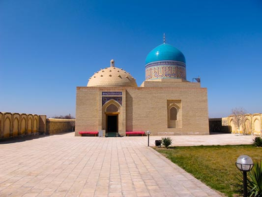 said amir3 - Shrine of Sayid Amir Kulal