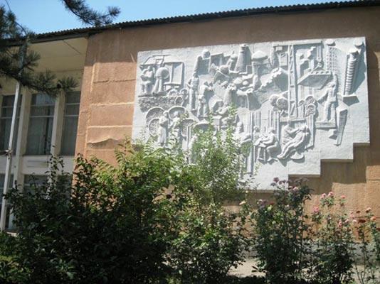 Санаторий ЦПУЗОС «Янгиюль». Узбекистан_06