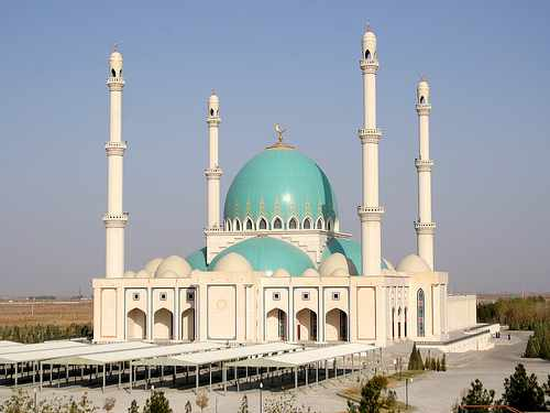 1 - Great Silk Road Kyrgyzstan - Uzbekistan-Turkmenistan
