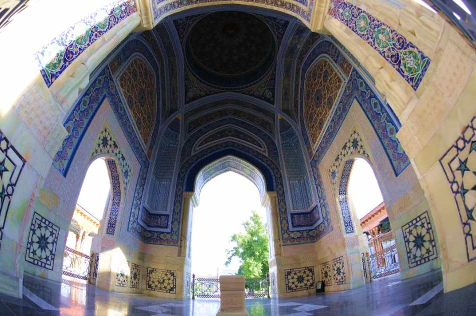 1 - Central Asia - the story of the 3 countries