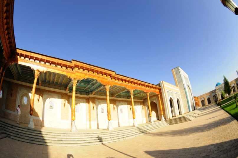 1 - 7 DAYS TOUR OF UZBEKISTAN