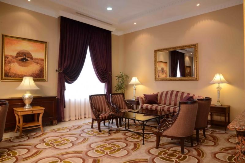 1452 - Lotte City Hotel Tashkent Palace