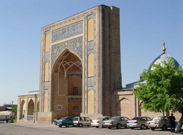 188 - Uzbekistan-Tajikistan