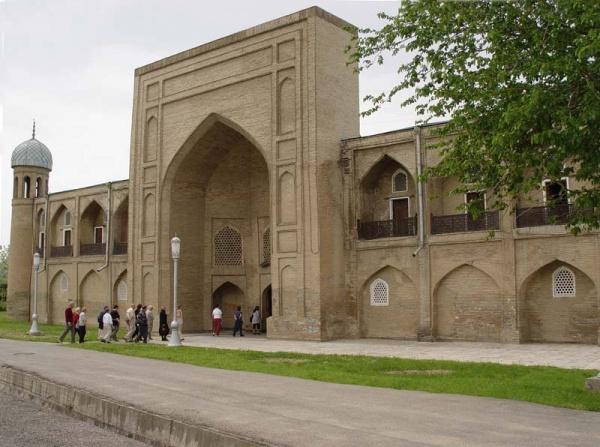 190 - Uzbekistan-Tajikistan