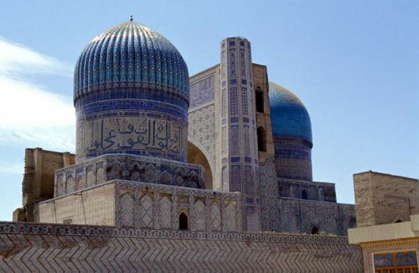 193 1 1 - Eko-tour to Uzbekistan for Japan tourists