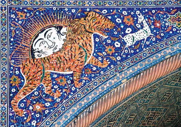 194 2 - Eko-tour to Uzbekistan for Japan tourists