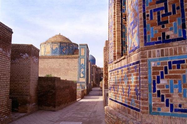 195 2 - Eko-tour to Uzbekistan for Japan tourists