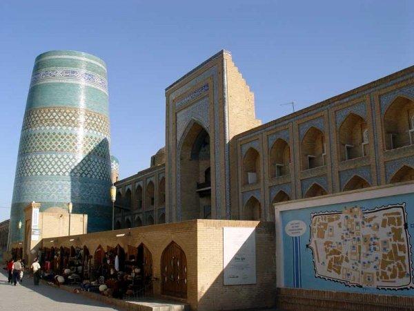 197 2 - TURKMENISTAN-UZBEKISTAN