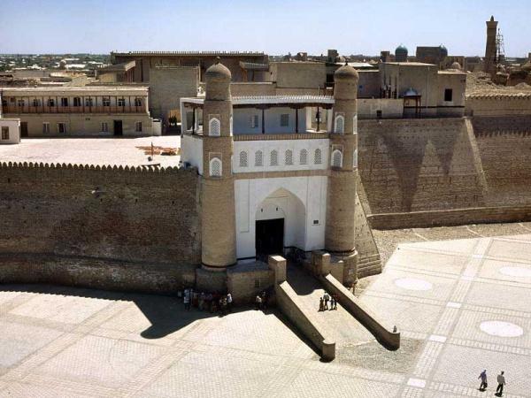 205 1 - Central Asia historical tour