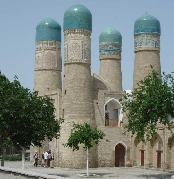 206 - Archaeological tour of Uzbekistan