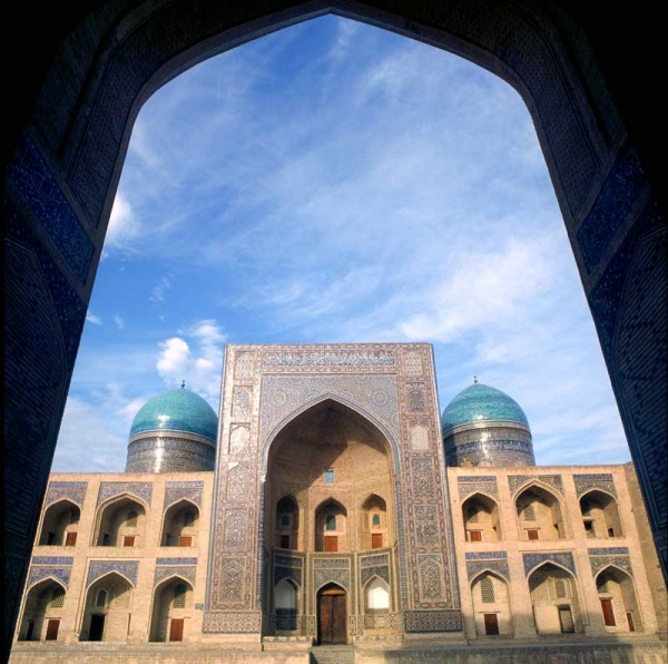 207 1 - Central Asia historical tour