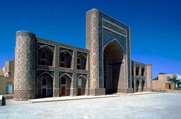 208 - Archaeological tour of Uzbekistan