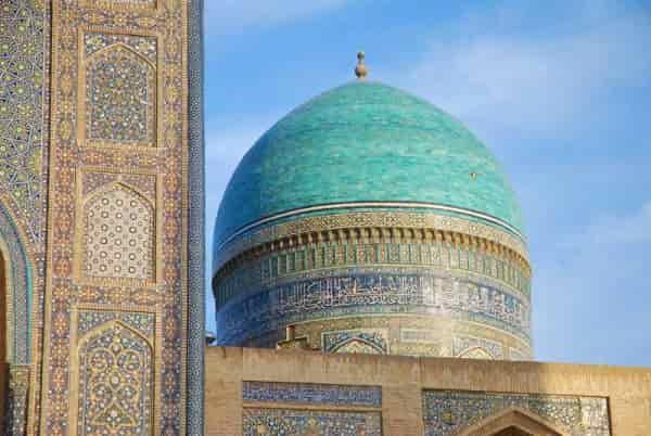 209 min - Tashkent - Samarkand - Bukhara – Khiva – Tashkent