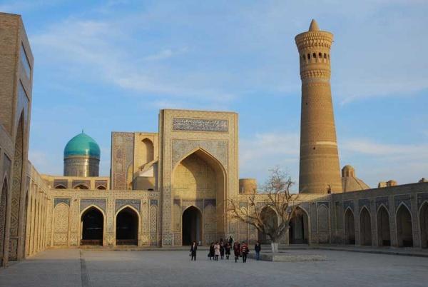 210 - Central Asia historical tour