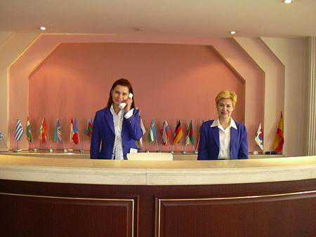 236 - Uzbekistan Hotel Tashkent