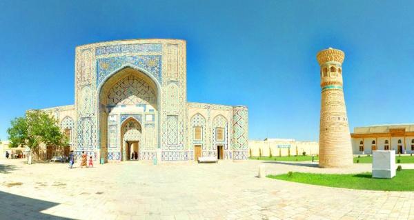 255 - Archaeological tour of Uzbekistan