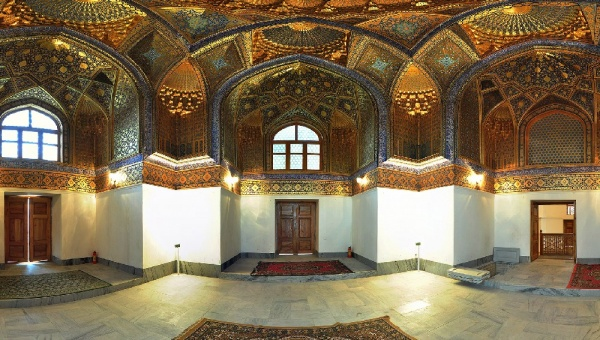 256 - 7 DAYS TOUR OF UZBEKISTAN
