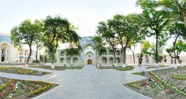 265 - Archaeological tour of Uzbekistan