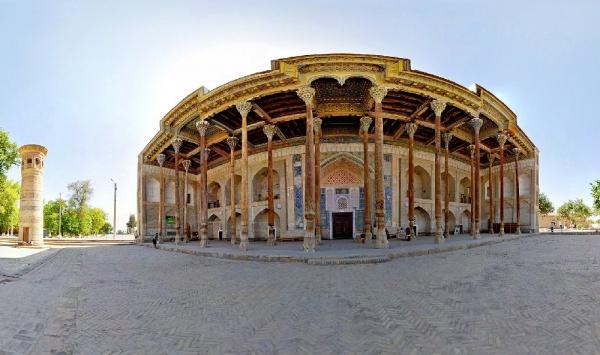 273 - Archaeological tour of Uzbekistan