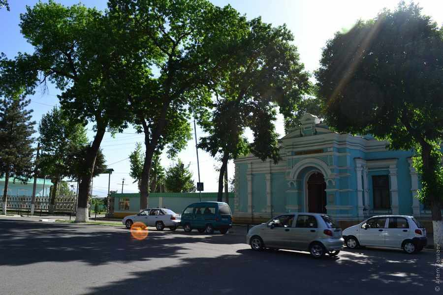 32 - Uzbekistan, March 2017