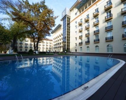 373 - Lotte City Hotel Tashkent Palace