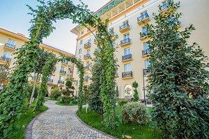 Отели Ташкента LOTTE CITY HOTEL TASHKENT PALAC2