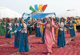 660 1 - Turkmenistan